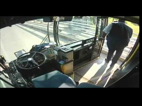 Buffalo Bus Driver Saves suicidal woman! Darnell Barton is a true hero!