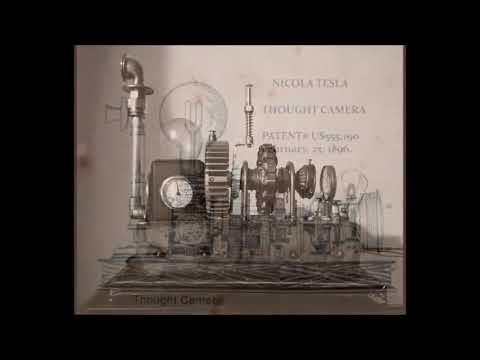 Nicola Tesla thought camera