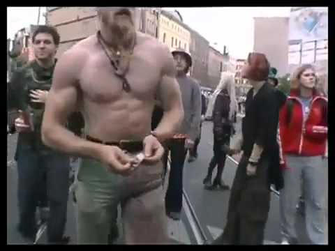 Techno Viking (Unedited Original Video)