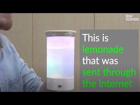 Send someone lemonade... through the internet