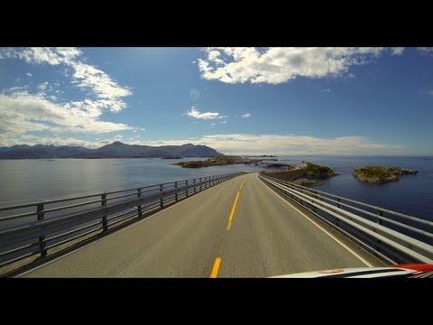 Atlanterhavsveien Norway Atlantic ocean road atlantic highway norwegen fjord