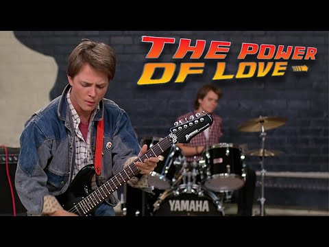 The Power of Love - Huey Lewis and the News (Back to the Future)