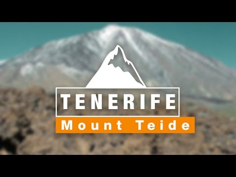 Mount Teide Volcano | Things To Do in TENERIFE