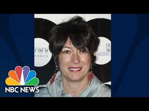 Ghislaine Maxwell Remains In Jail After Third Bail Request Denied | NBC News NOW