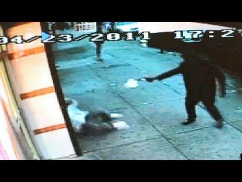 Killer Caught On Camera | New York Post
