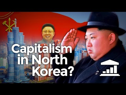 Is CAPITALISM coming to NORTH KOREA? - VisualPolitik EN