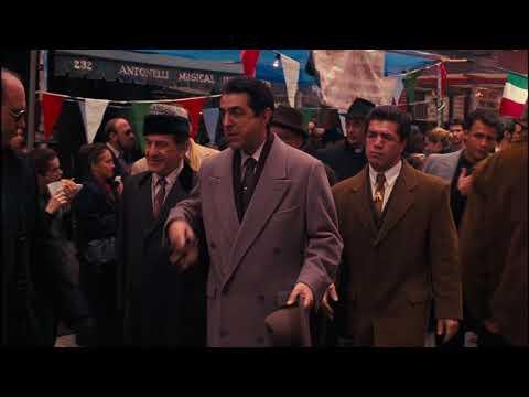 The Godfather: Part III (1990) - Vincent Shoots Joey Zasa