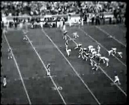 1975 Notre Dame vs. Georgia Tech - The Rudy Play