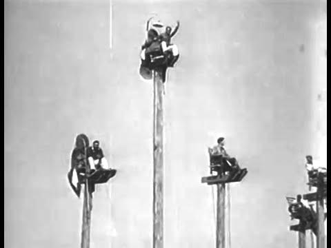 Retrospectacle: Flagpole Sitting - Decades TV Network
