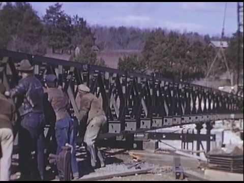 Bailey Bridge Construction
