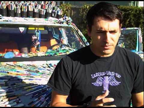 Junkyard Journeys - The Mercedes Pens Story