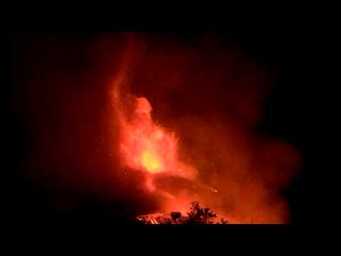 The 12-13 January 2011 lava fountain of Etna (part 5: Zafferana Etnea)