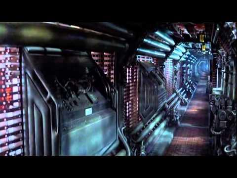 Alien / Back to the Future Crossover (Mr Fusion)