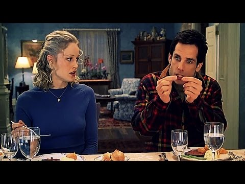 "Meet the Parents (2000) Scene: ""I milked a cat once."""