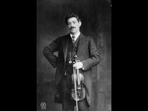 Kreisler - Dawes: Melody in A major