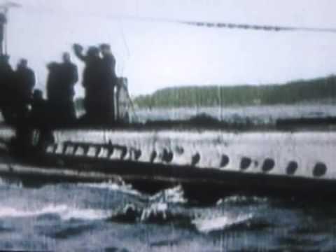 Michigan's WW1 Centenary Uboat in Great Lakes