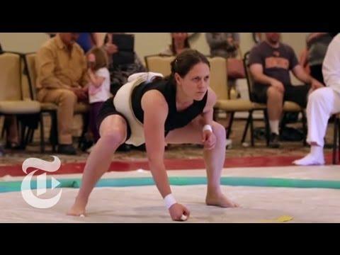 Women Sumo Warriors | The New York Times