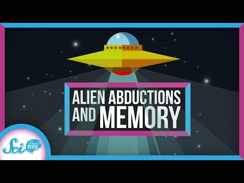 """What """"Alien Abductions"""" Say About Our Brains"""