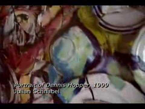Actor Dennis Hopper, On Art