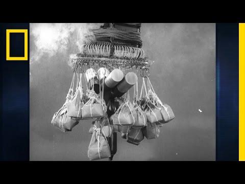 Japanese Balloon Bombs | The Strange Truth