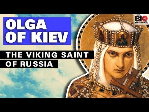 Olga of Kiev: The Viking Saint of Russia