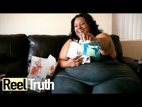 Mikel Ruffinelli - World's Biggest Hips   Extraordinary People Documentary   Reel Truth
