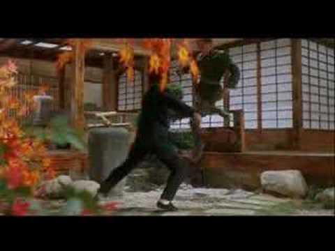 Fist of Legend; Jet Li vs. Billy Chow