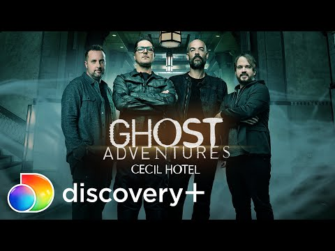 Ghost Adventures: Cecil Hotel | Now Streaming on discovery+