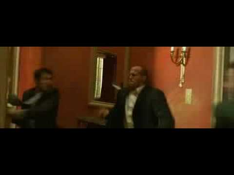Fight Scene from The Transporter
