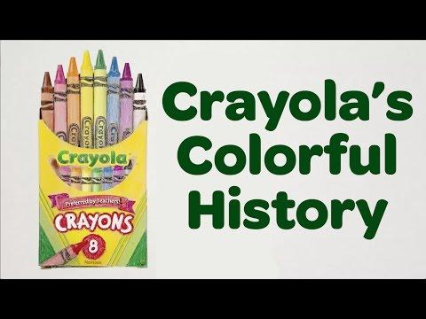 Crayola History Video
