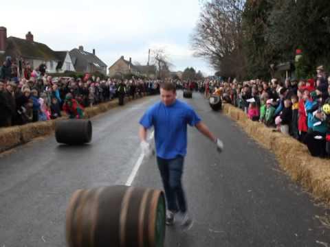 Grantchester Barrel Race 2013