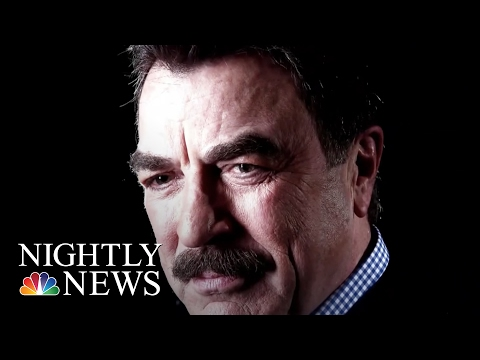 Actor Tom Selleck Accused of Stealing Water Amid Historic Drought | NBC Nightly News