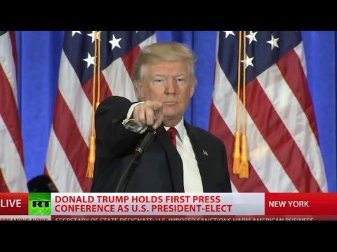 'You are fake news!' - Trump blackballs CNN's Acosta