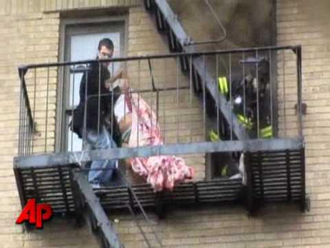 Good Samaritan: Boy Rescued From Fire 'Lucky'