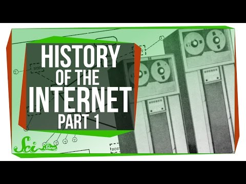 How the Internet Was Invented | The History of the Internet, Part 1