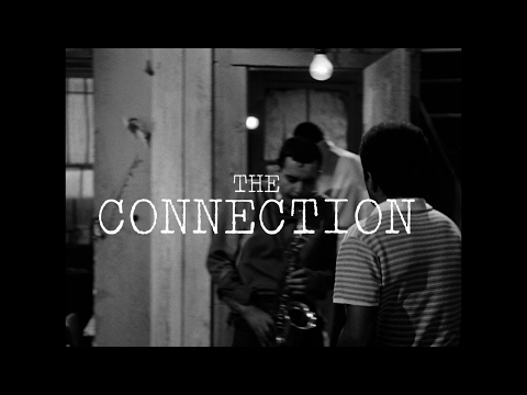 The Connection (1961, trailer)