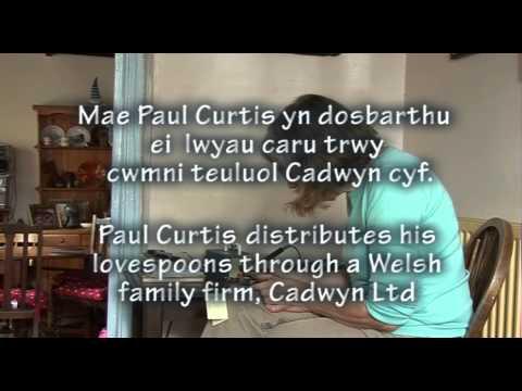 Llwyau Caru / Welsh Love Spoons