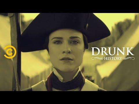 Deborah Sampson Cross-Dresses to Fight the British (feat. Evan Rachel Wood) - Drunk History