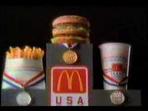McDonald's U.S. Wins, You Win commercial