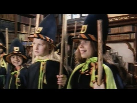 The Worst Witch (1986) trailer