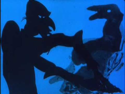 Lotte Reiniger - The Adventures of Prince Achmed