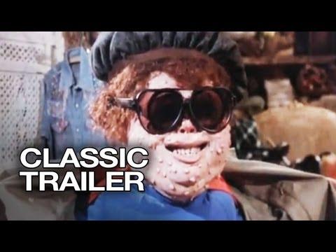 The Garbage Pail Kids Movie Official Trailer #1 - Phil Fondacaro Movie (1987) HD