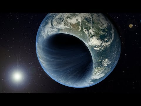 What Happens If 1 mm Black Hole Appears On Earth?