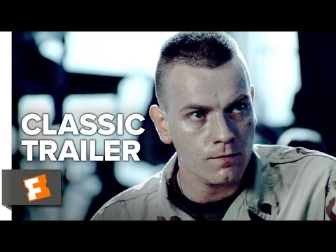 Black Hawk Down (2001) Official Trailer 1 - Ewan McGregor Movie