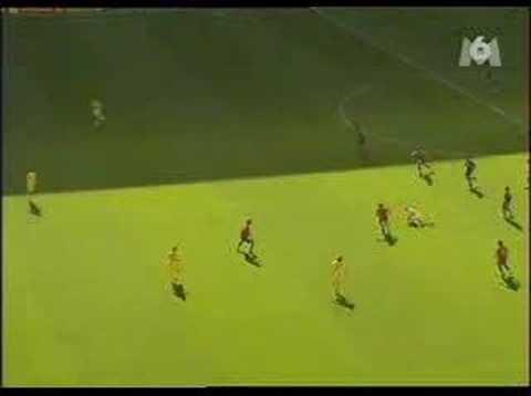 Spain vs Ukraine Torres goal