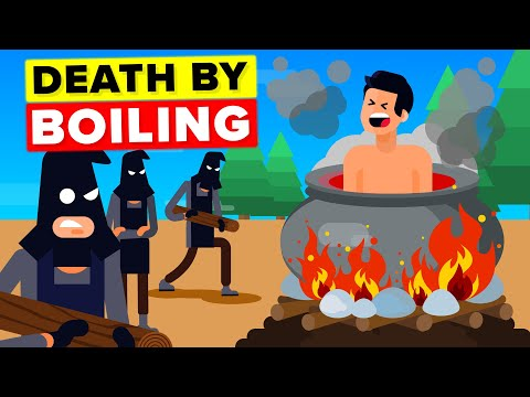 Boiling Alive - Worst Punishments in the History of Mankind