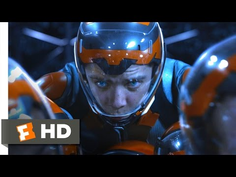 Ender's Game (3/10) Movie CLIP - Ender Battles Two Armies (2013) HD