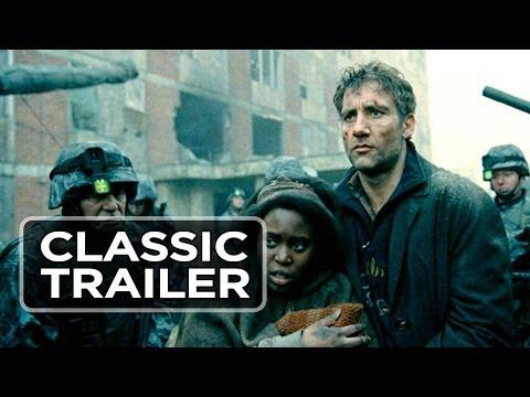 Children of Men Official Trailer #1 - Julianne Moore, Clive Owen Movie (2006) HD