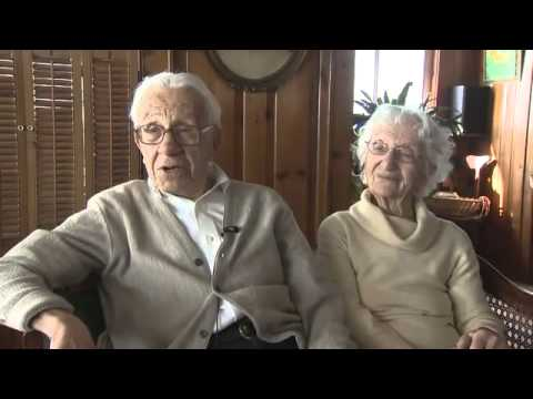 Connecticut Couple Married for 80 years - Named 'longest married' in US