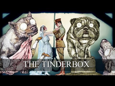 The Tinderbox – Read by Delilah M. Rainey. Written by Hans Christian Andersen, 1835